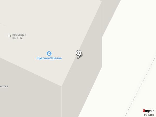 Гифт на карте Владимира