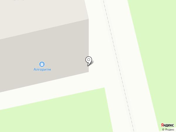 Пеппи на карте Владимира