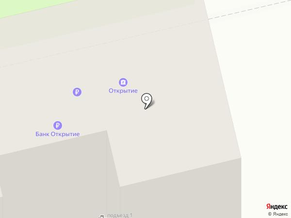 Бинбанк, ПАО на карте Владимира