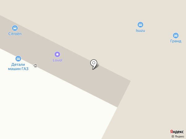Гранд на карте Владимира