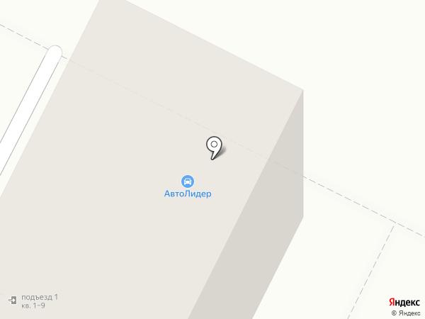 Авто Лидер на карте Владимира