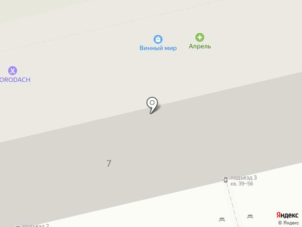 Ближе к дому на карте Владимира