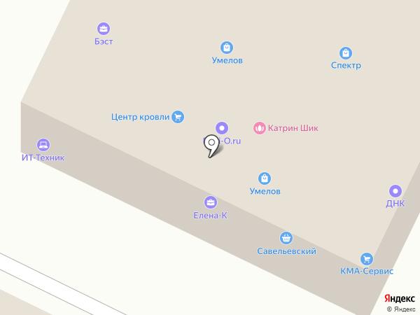 Торгово-монтажная компания на карте Владимира