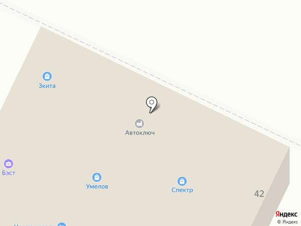 Самурай на карте Владимира