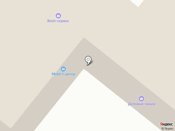 Столовая на карте Владимира