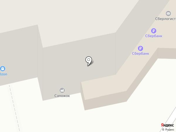 Олимп на карте Владимира