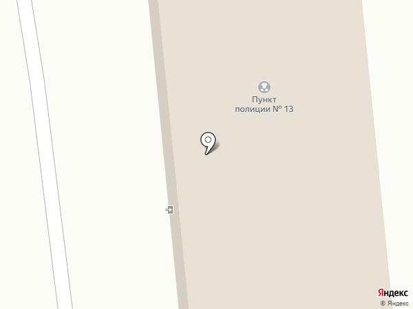 Дежурная часть на карте Владимира