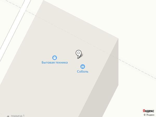 Строймастер на карте Владимира