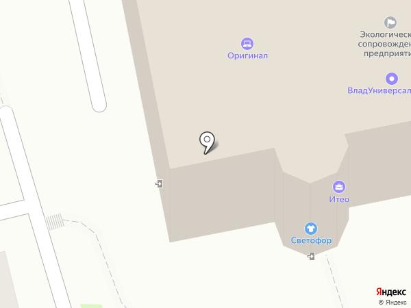 Brauty bar на карте Владимира