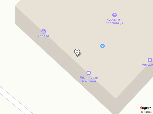 Маркет-центр на карте Владимира
