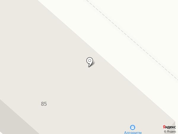 Каре на карте Владимира