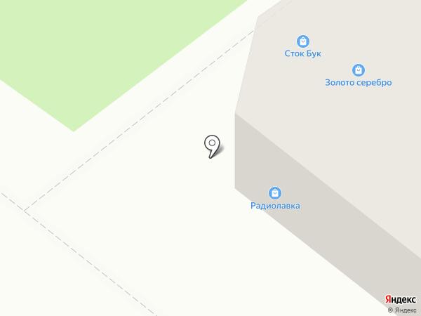 Радиолавка на карте Владимира