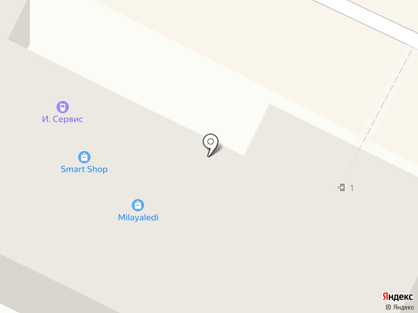 Smart Shop на карте Владимира