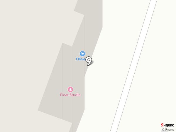 Интерьерная компания Объект на карте Владимира