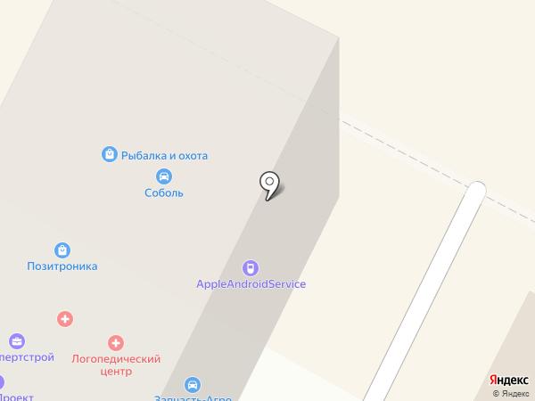 Ежевика на карте Владимира