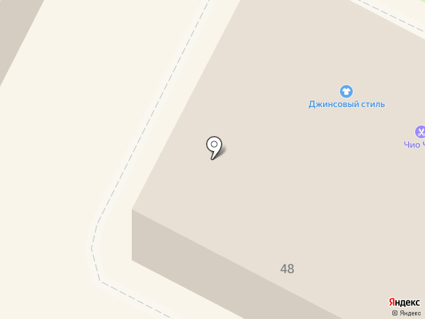 Декольте на карте Владимира