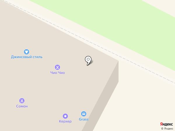 CHIC на карте Владимира