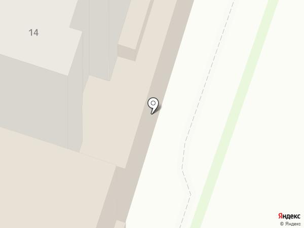 Любимый-ЮрАдрес на карте Владимира