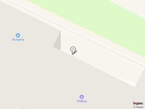 Вельвет на карте Владимира