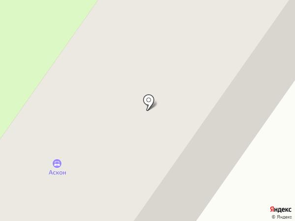 Как дома на карте Владимира