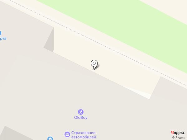 LoveStory на карте Владимира