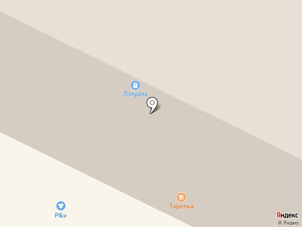 Шаурмания на карте Владимира