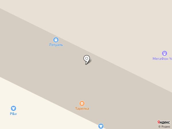 Хохлома на карте Владимира