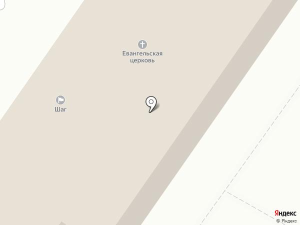 Дар на карте Владимира