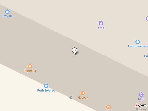 Blino на карте Владимира