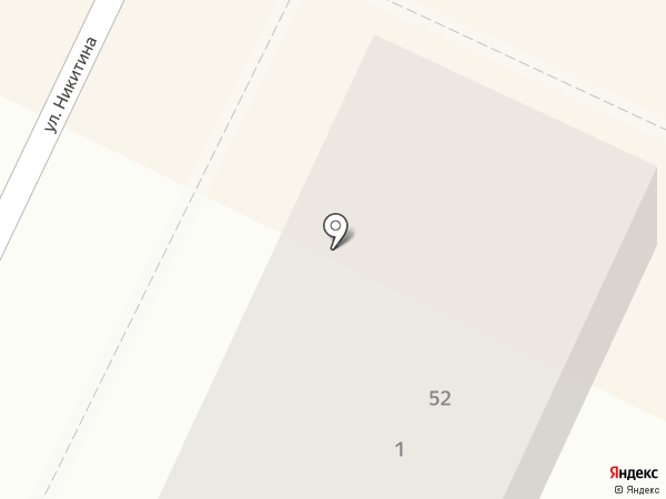 Владимирские окна на карте Владимира
