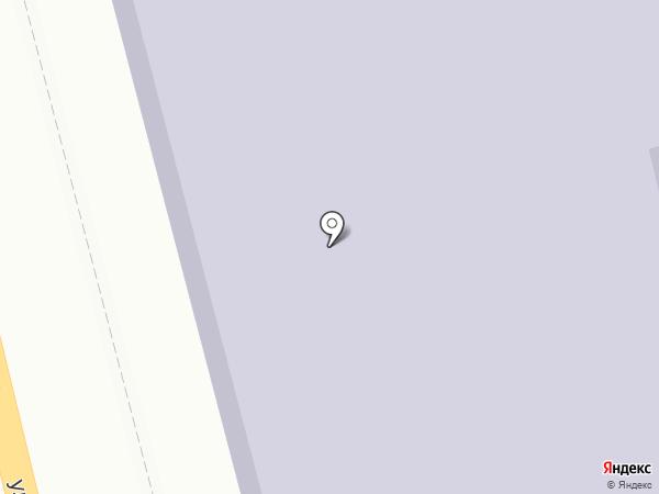 ТЕКО на карте Владимира
