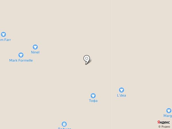 Алеф на карте Владимира