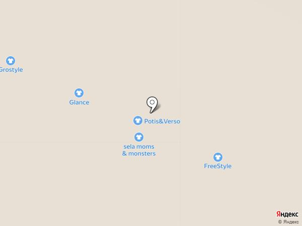 Sela на карте Владимира