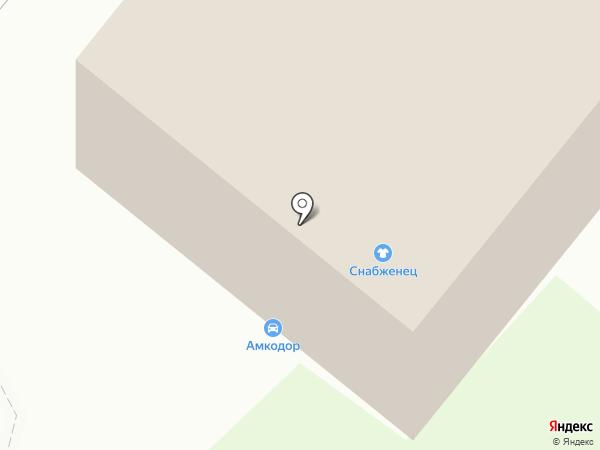 Спектртрейд на карте Владимира