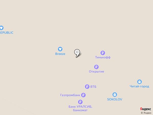 ЛинзаЛи на карте Владимира