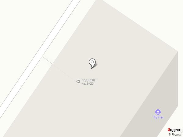 Акконд на карте Владимира