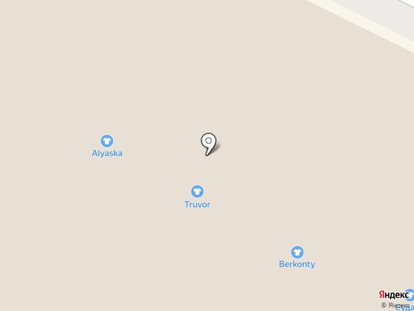 TRUVOR на карте Владимира