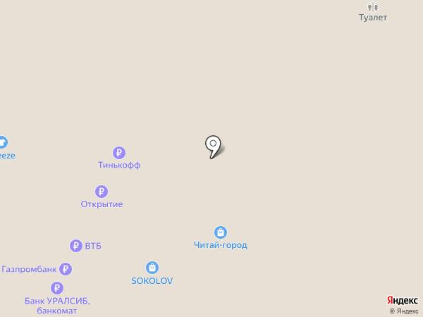 Читай город на карте Владимира