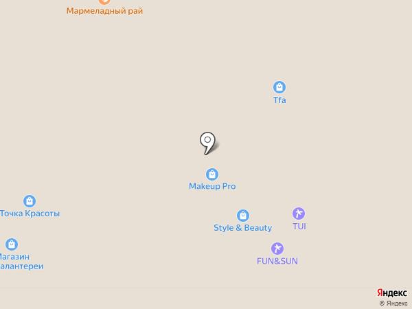 Tango на карте Владимира