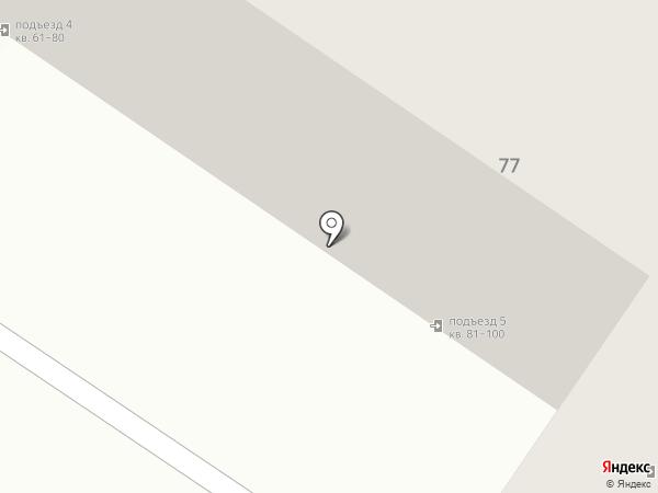 Участковый пункт полиции №5 на карте Владимира