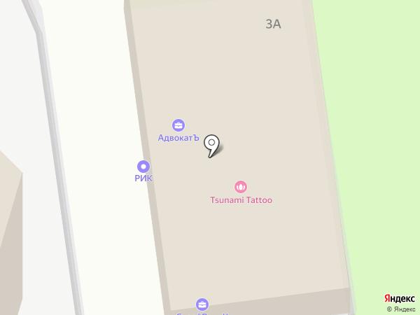 Инъектиръ на карте Владимира