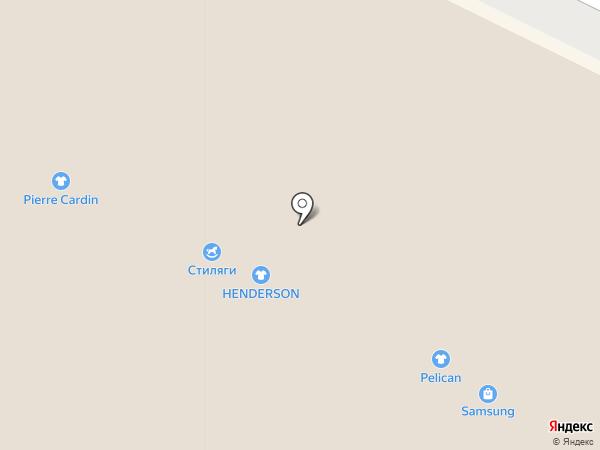 Gulliver на карте Владимира