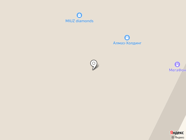 Иголочка на карте Владимира
