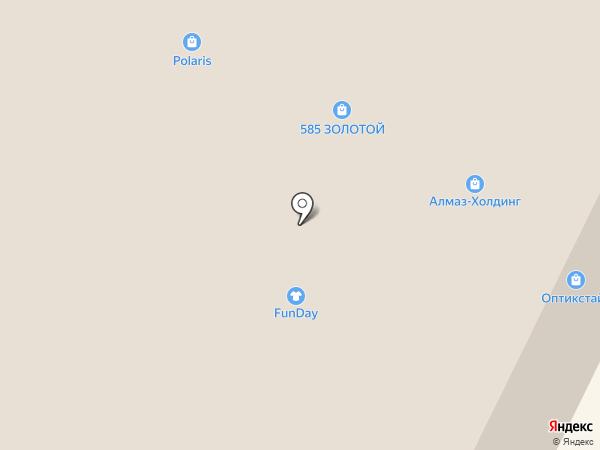 Fun day на карте Владимира