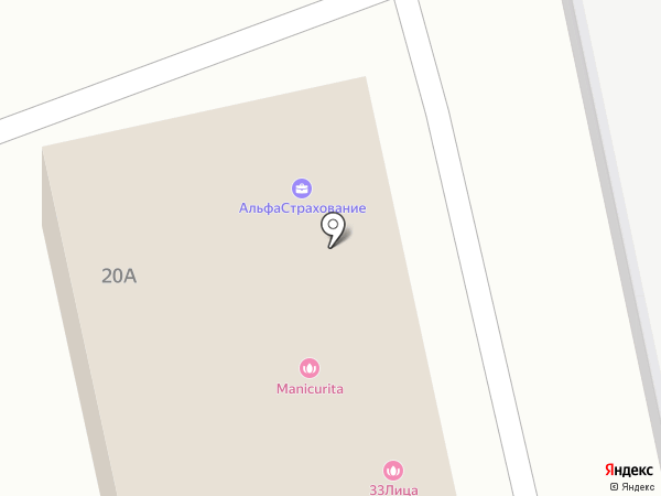 Мармелад на карте Владимира