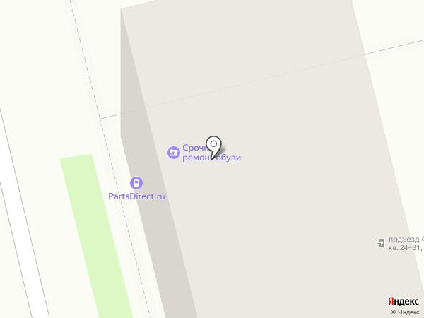 Нетслов на карте Владимира