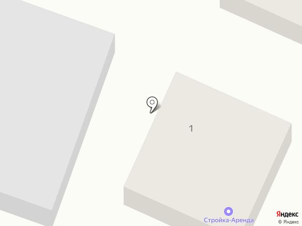 Правильная подушка на карте Владимира