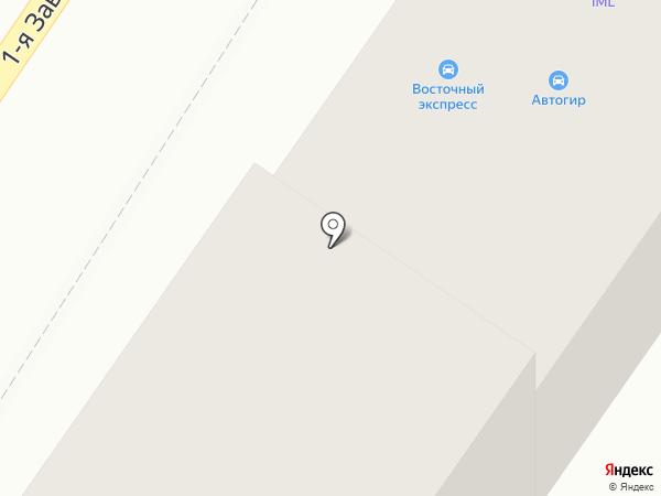 CarNavi33.ru на карте Владимира