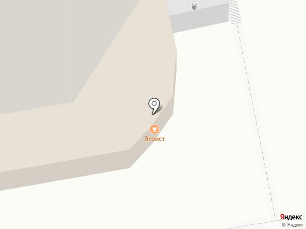 Голодная утка на карте Владимира