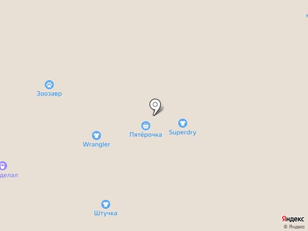 Маренго на карте Владимира
